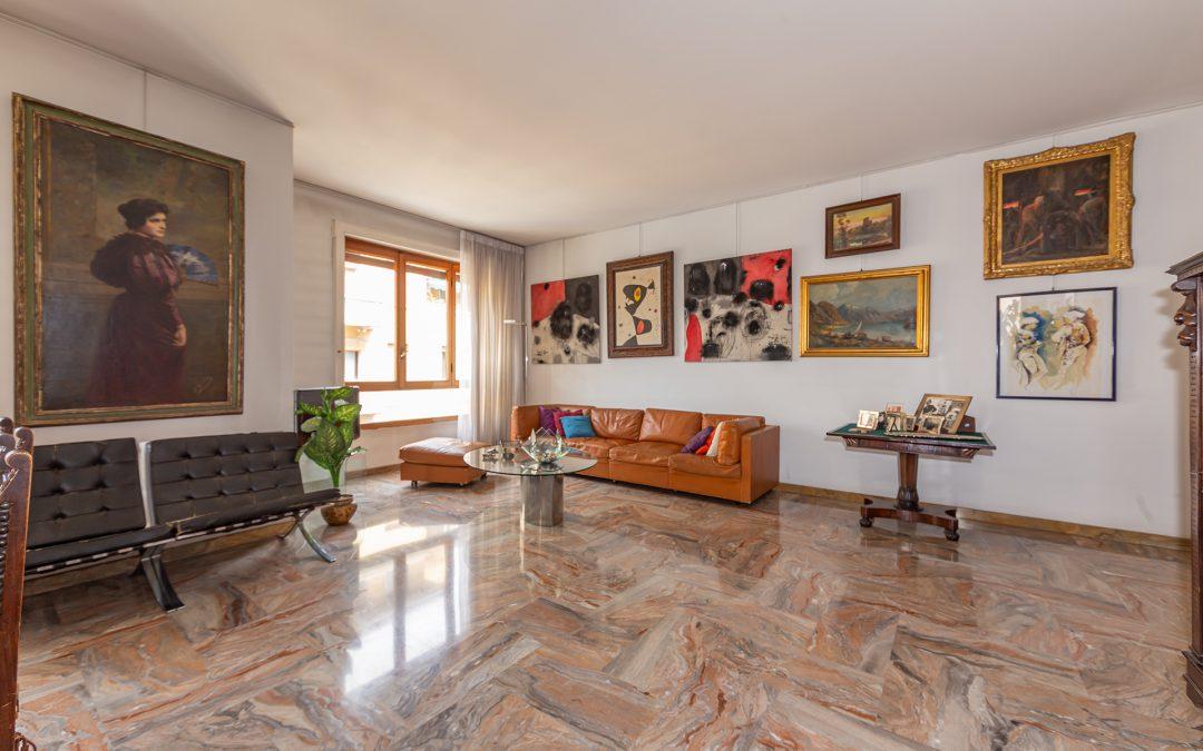 Ad.ze Piazzale Libia Via Friuli, proponiamo splendido quadrilocale piano alto, luminosissimo!
